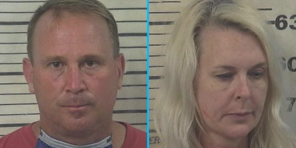 Hanceville H.S. principal and ex-wife arrested for domestic violence