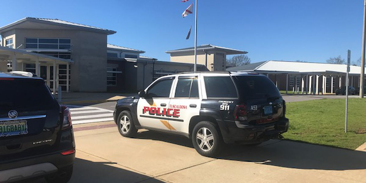 Weapon found at Tuscaloosa Elementary school