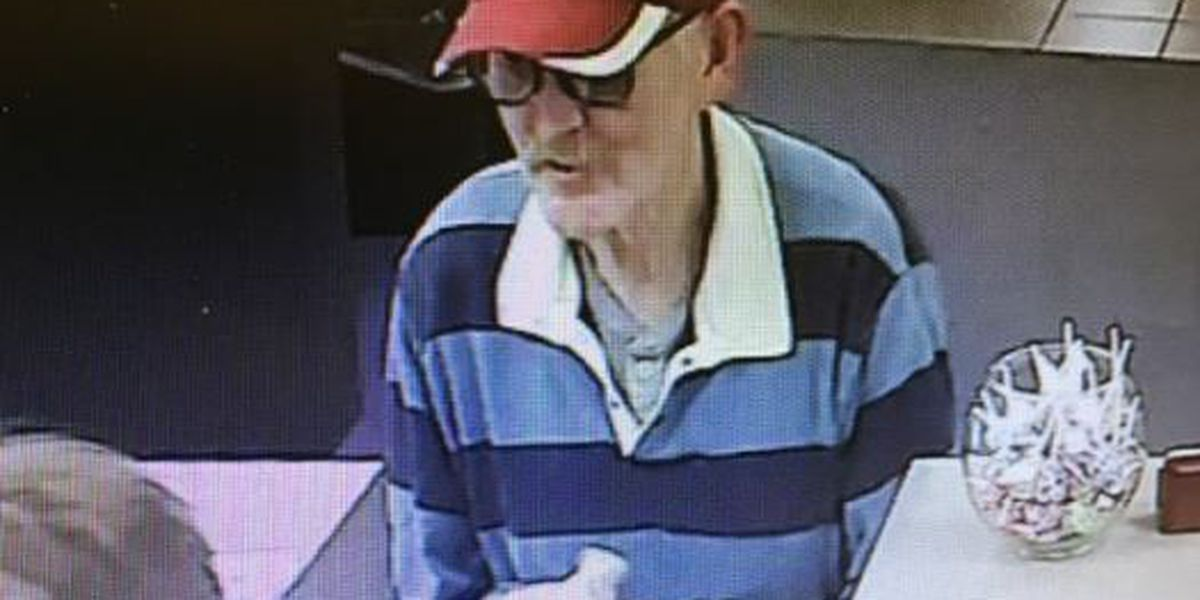 Man attempts to rob bank in Gardendale