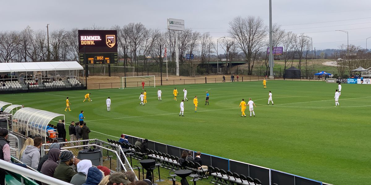Birmingham Legion FC move franchise opener due to threat of severe weather