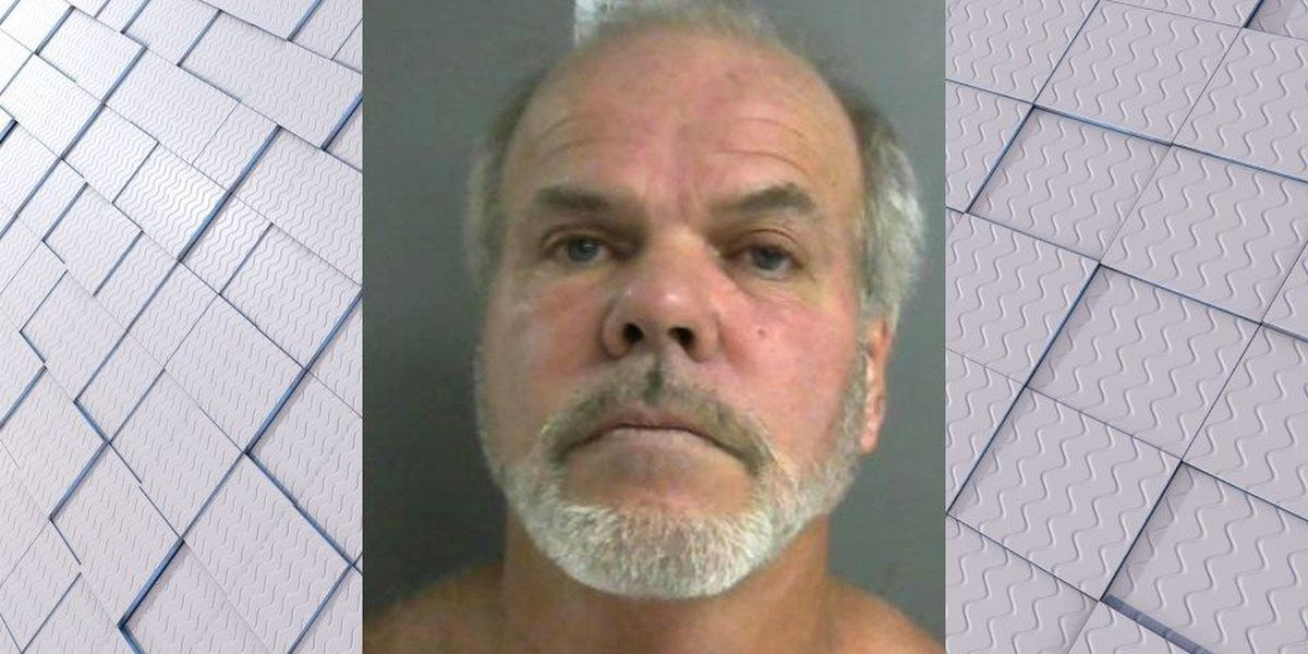 Randolph County man accused of plowing into occupied house