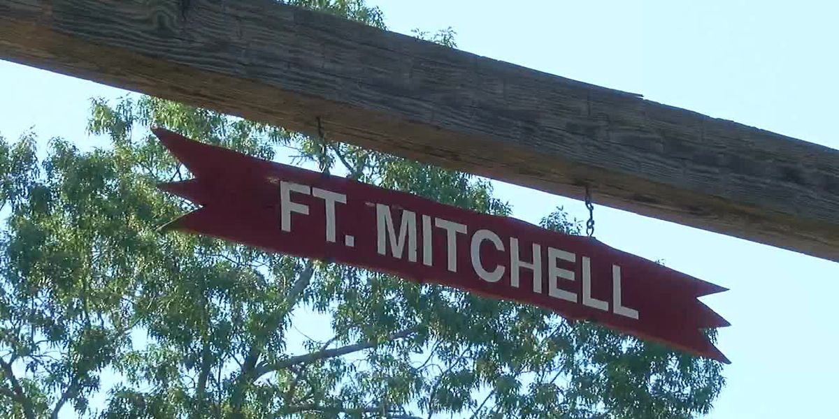 Absolutely Alabama: Fort Mitchell