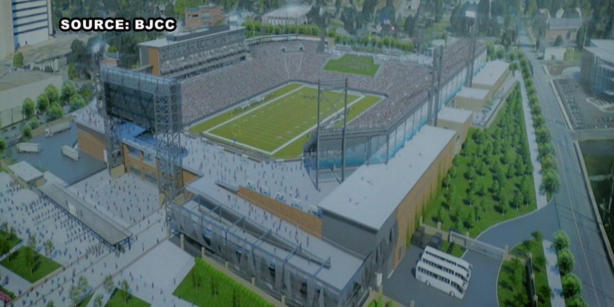 More details & information released on new downtown B'ham stadium