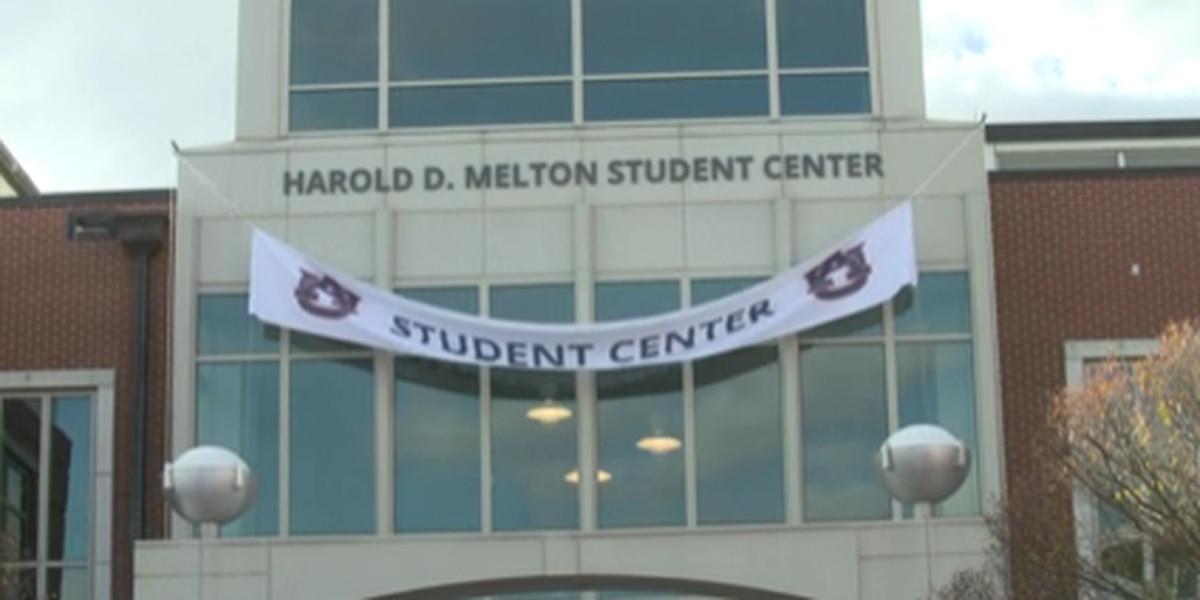 Auburn renames student center after Georgia Supreme Court Chief Justice Harold D. Melton