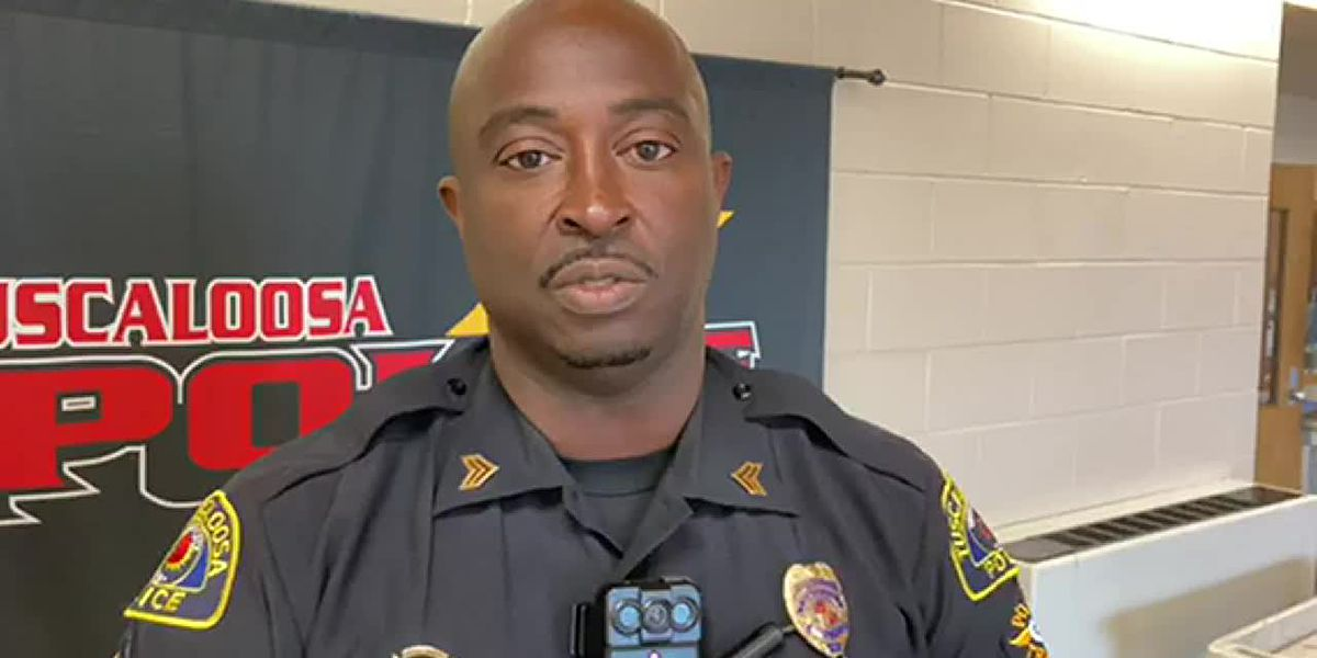 Tuscaloosa officers and FOP raising money for injured fellow officer