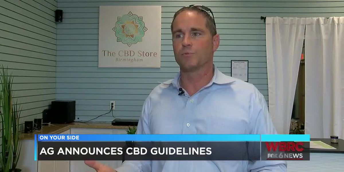 AG announces CBD guidelines