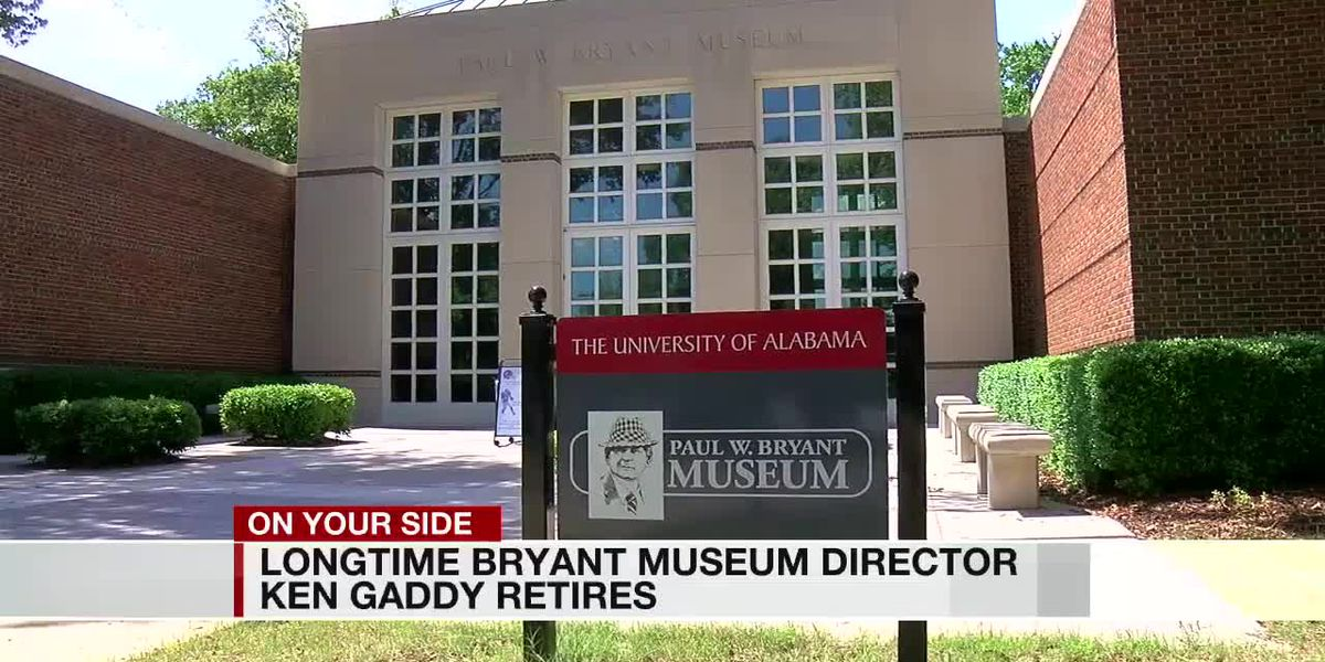 Director of the Paul W. Bryant Museum Retires after more than 30 years