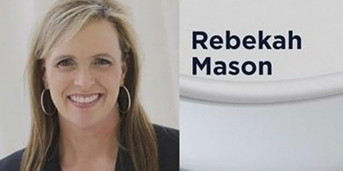 How has Rebekah Mason's company benefited from her work for Gov. Bentley?