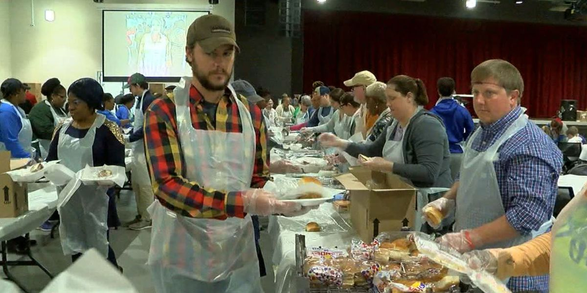 Churches stepping up in Etowah Co. after CommUnity Thanksgiving canceled