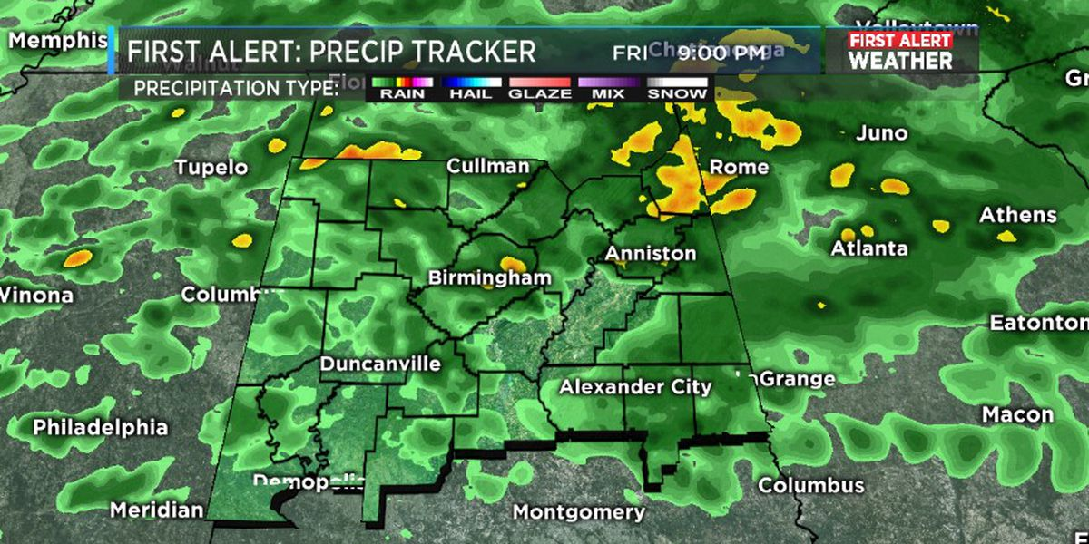 FIRST ALERT: Expect heavy rain, flood threat next week