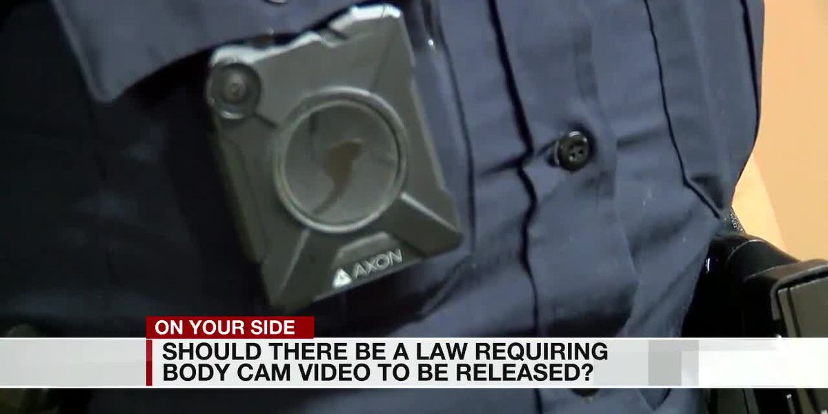 Should there be a law requiring body cam video to be released?