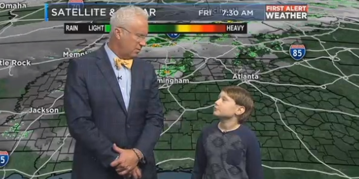 Mickey's Weather Kid: Hunter
