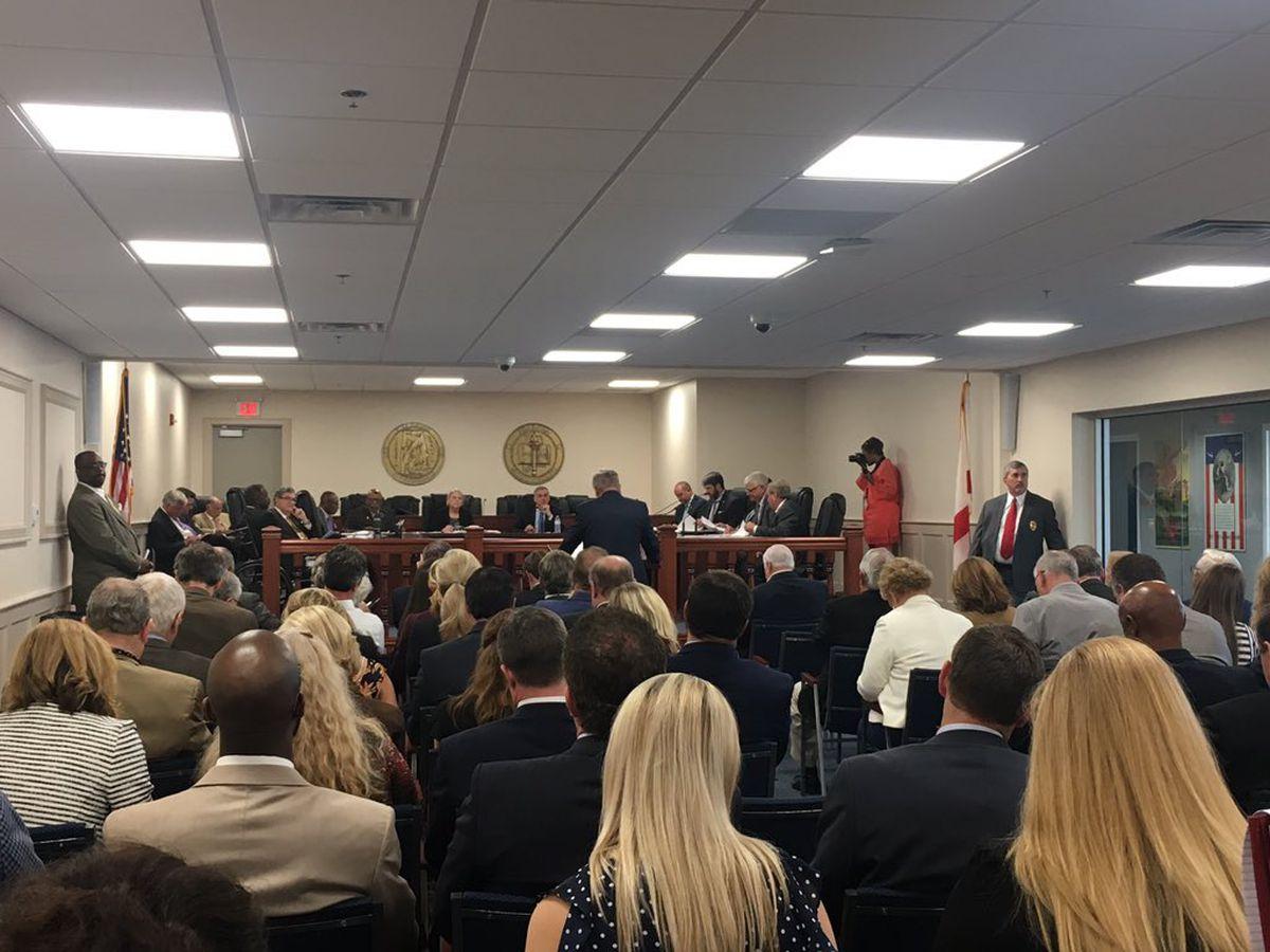 Alabama lottery bill advances to Senate