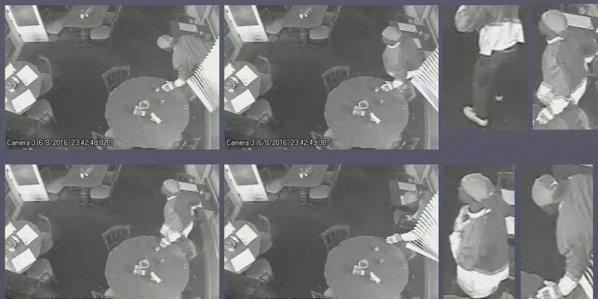 TPD seeking to identify burglary suspect caught on camera