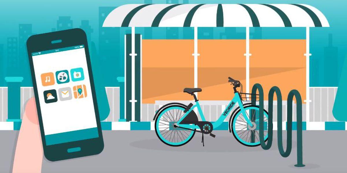 VeoRide hiring for eastern Alabama bike share program