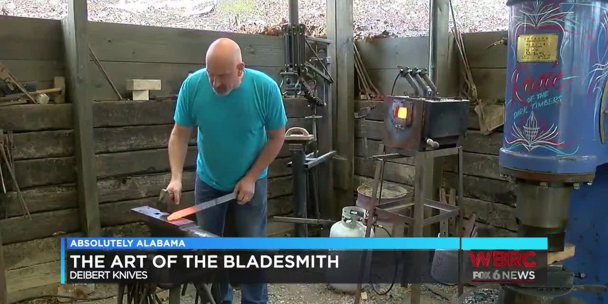 Absolutely Alabama: The Art of the Bladesmith