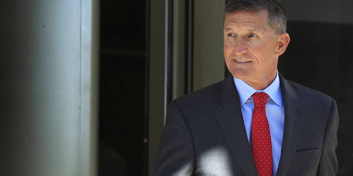 Judge to Flynn: 'arguably you sold your country out'