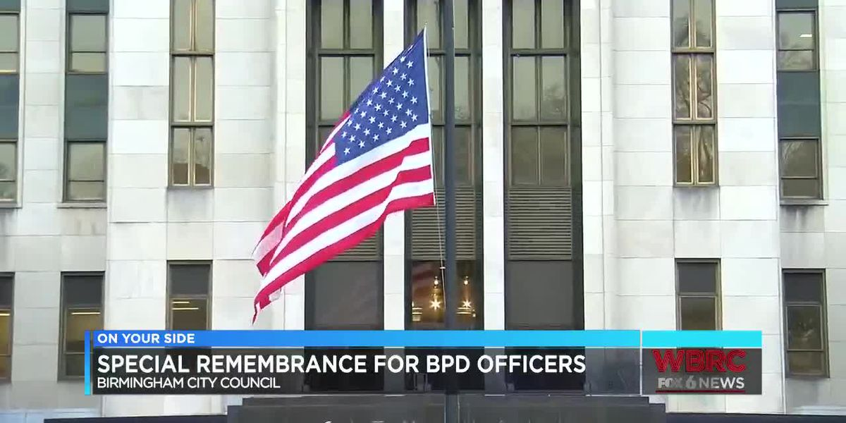 Special remembrance for fallen BPD officer