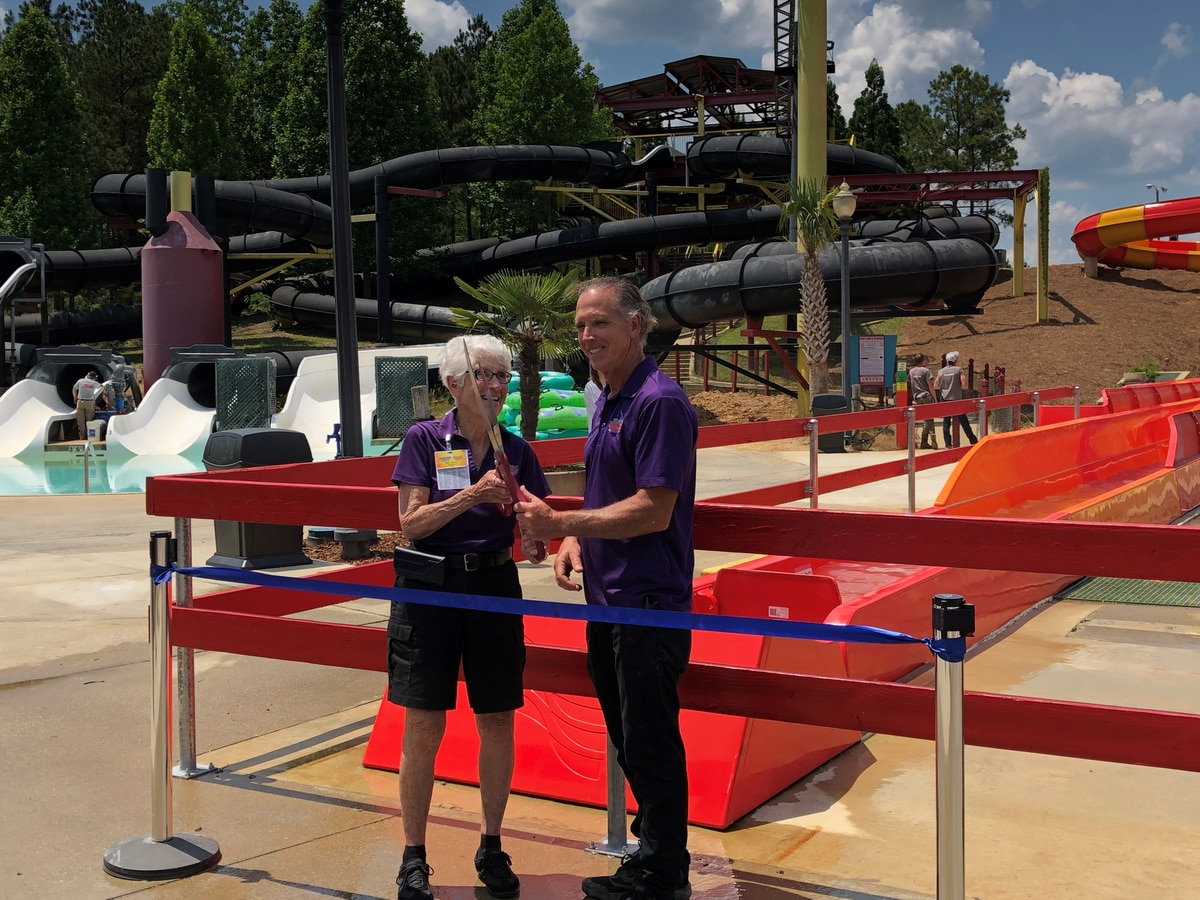 New attractions at Alabama Adventure & Splash Adventure