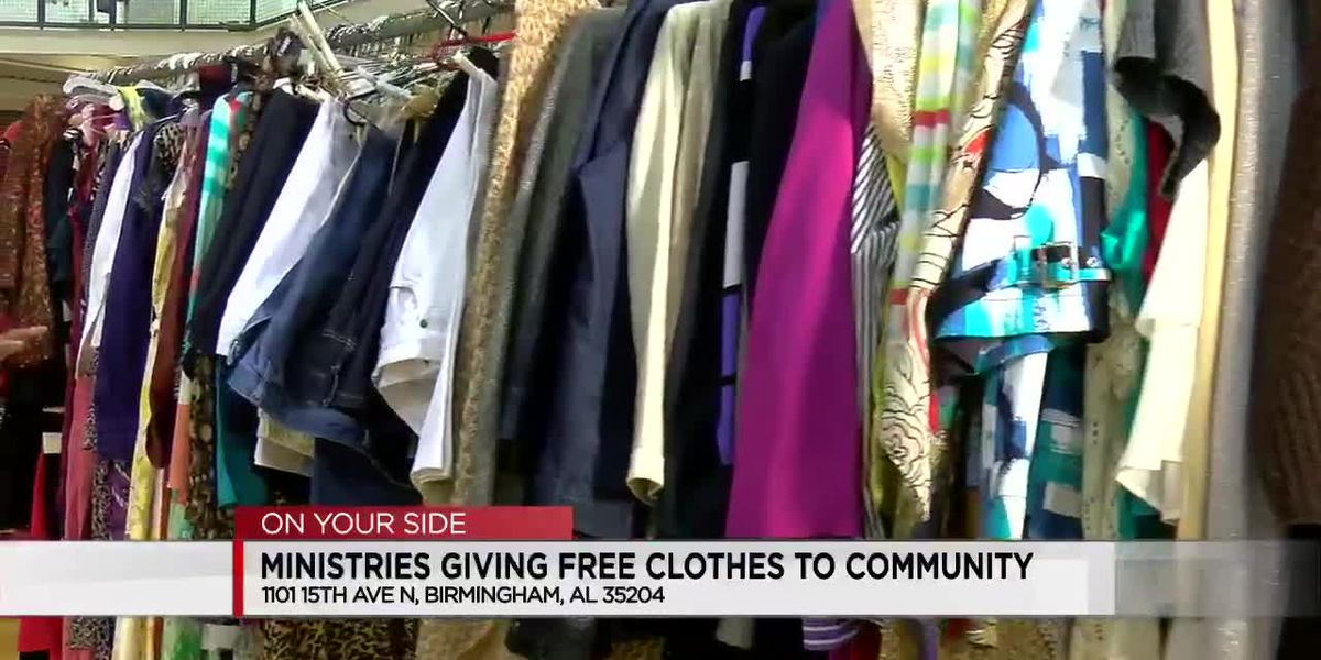 Clothing giveaway for Hoover fire survivors, others in need
