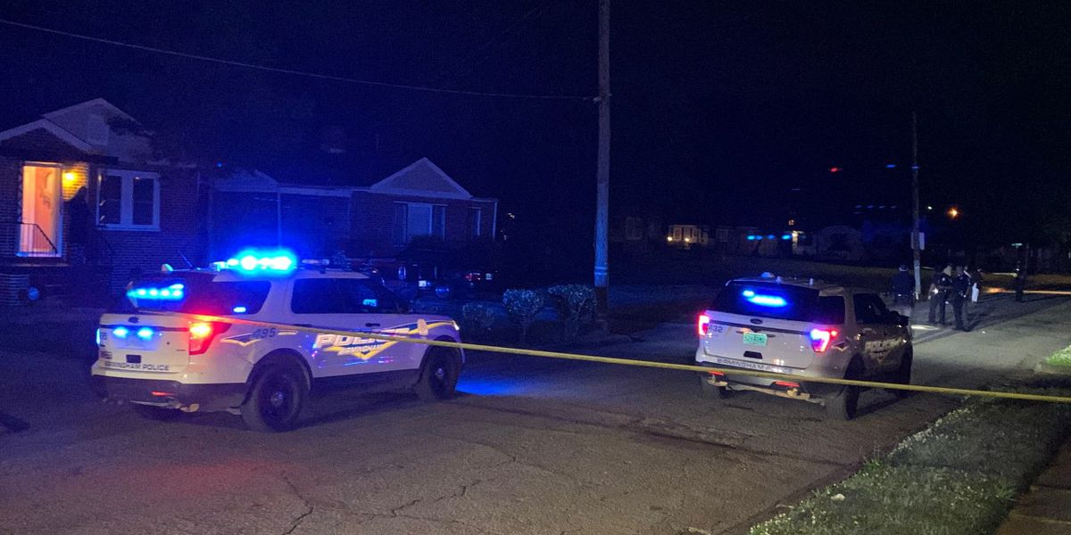 9-year-old shot in Birmingham Friday morning