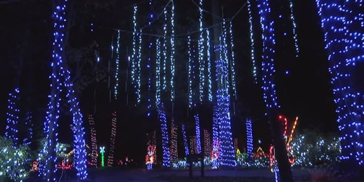 - Christmas At The Falls Attracts Visitors From All Over