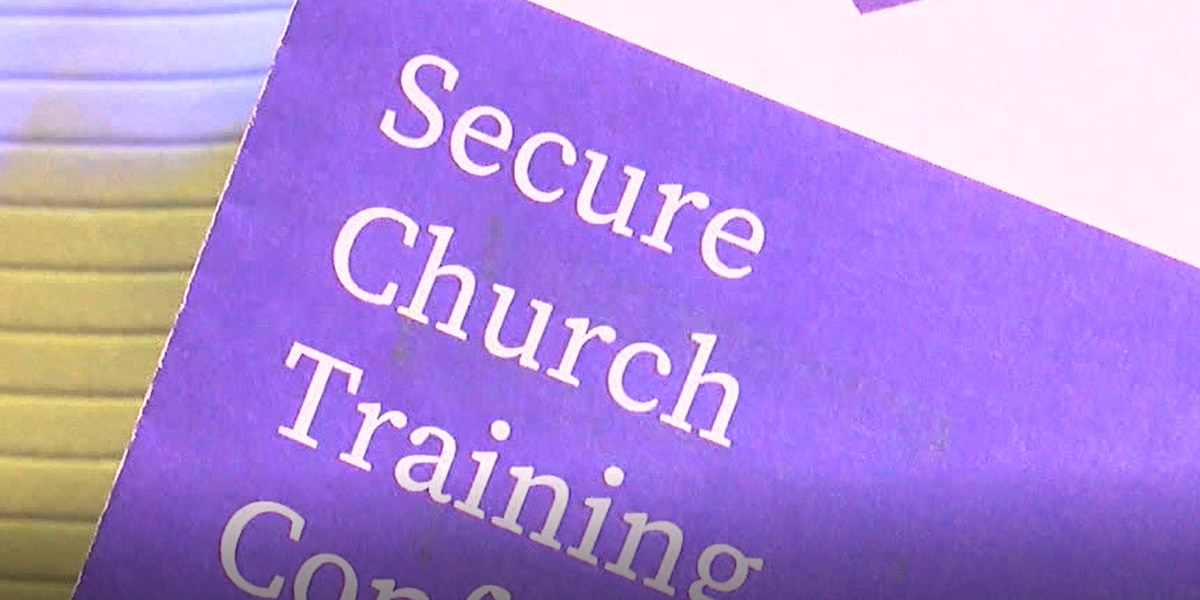 Northport church launches secure church training conference