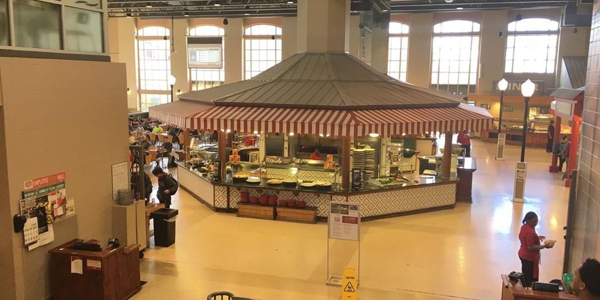 University of Alabama adding gluten-free station in dining hall