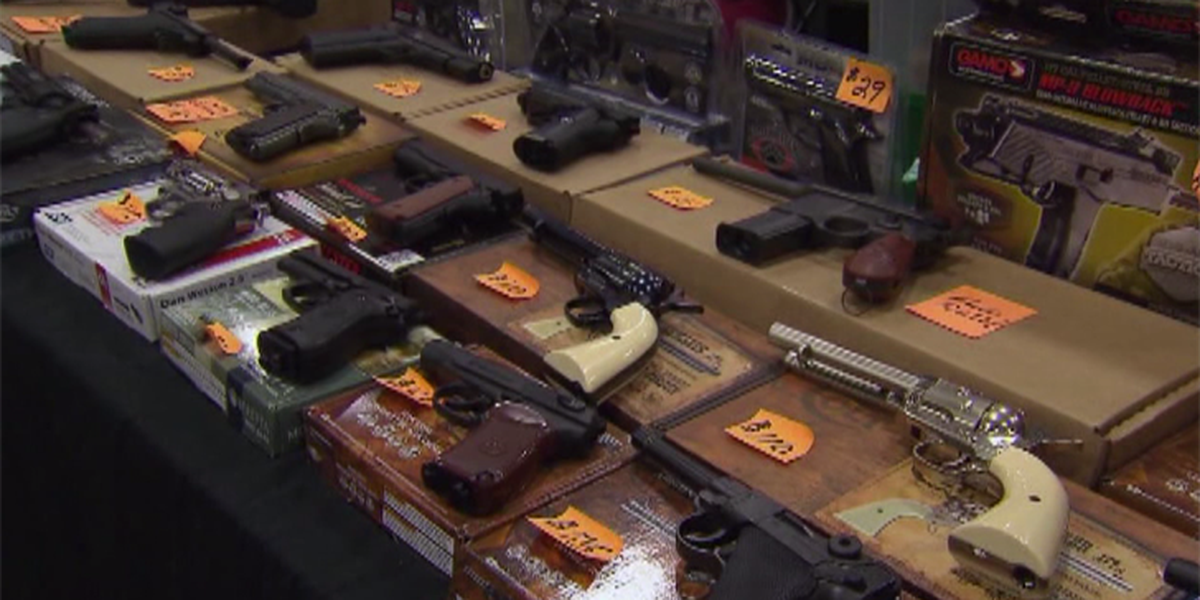 Alabama guns rights group reacting to possibly raising age to buy firearms