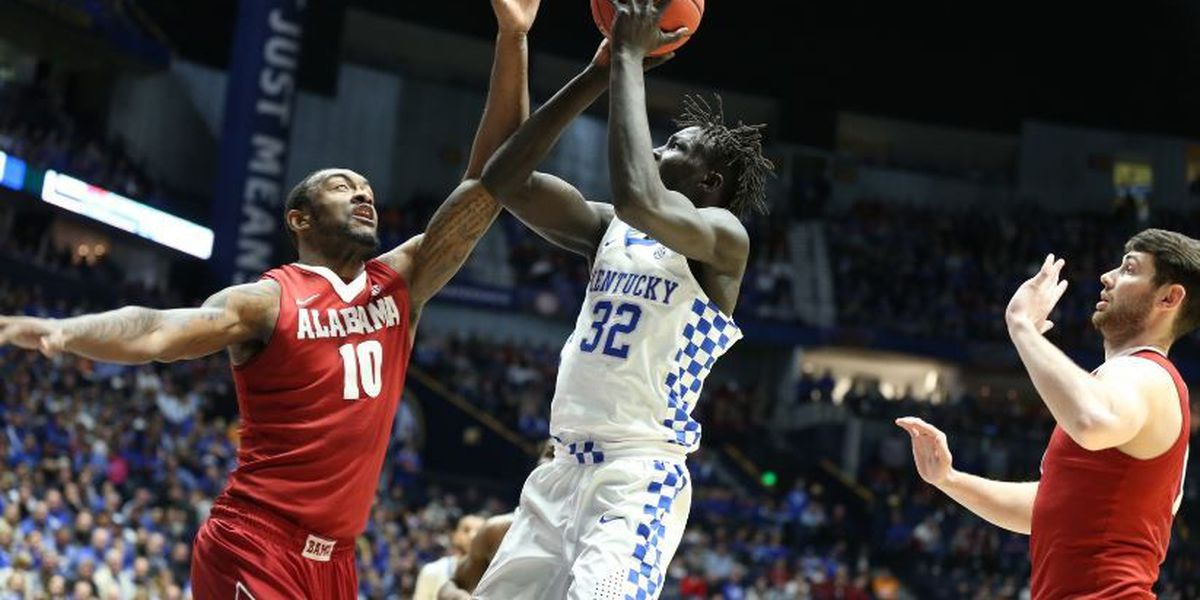 Alabama hopeful about future after heartbreaking loss to Kentucky
