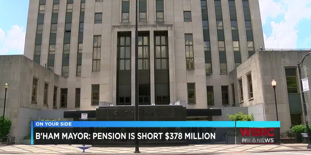 B'ham working to fix $378 million hole in pension fund