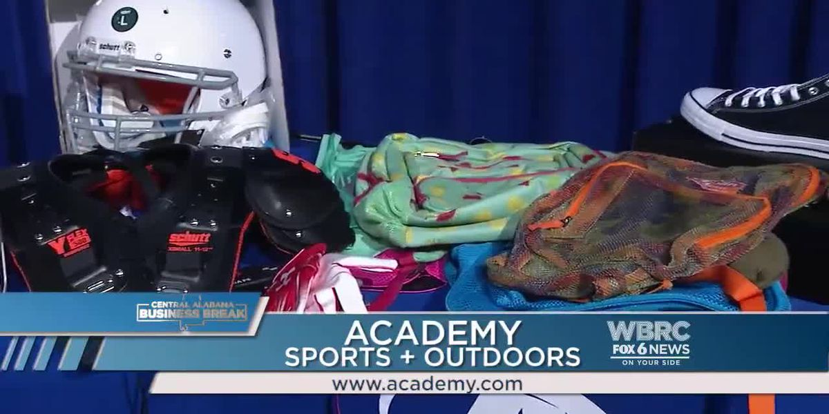 Business Break: Academy Sports and Outdoors