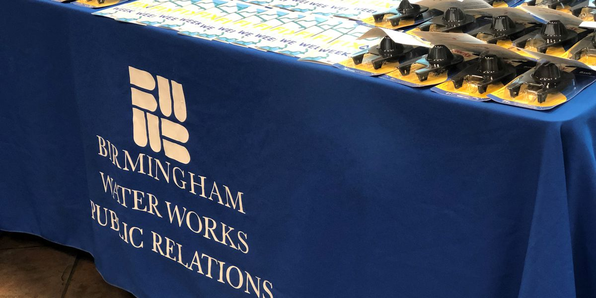 Fix a Leak Week: Birmingham Water Works giving away free tips and tools