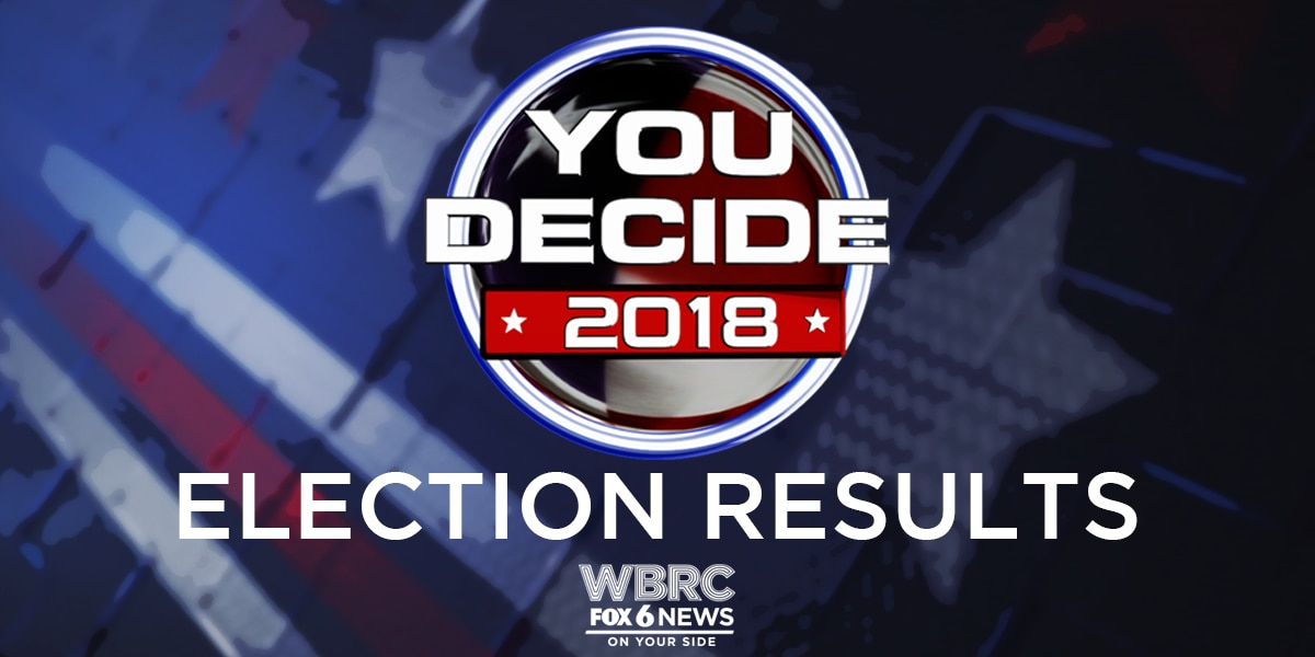 Election Results: Alabama General Election