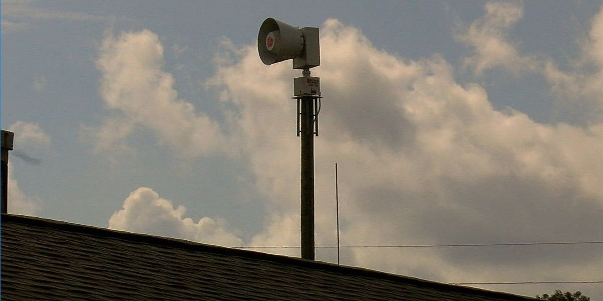 Jeff Co EMA siren testing goes well on first day