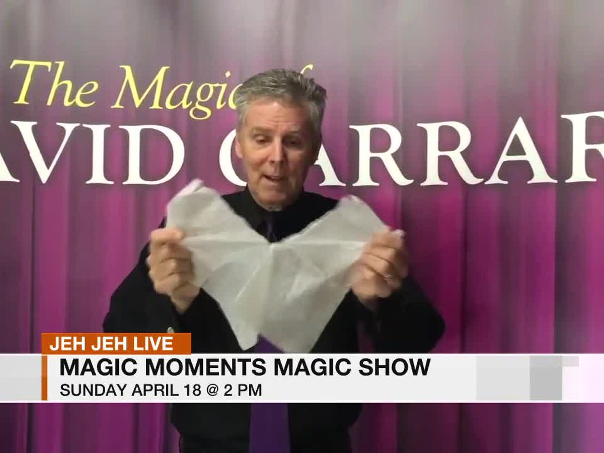 Fundraising events for Magic Moments