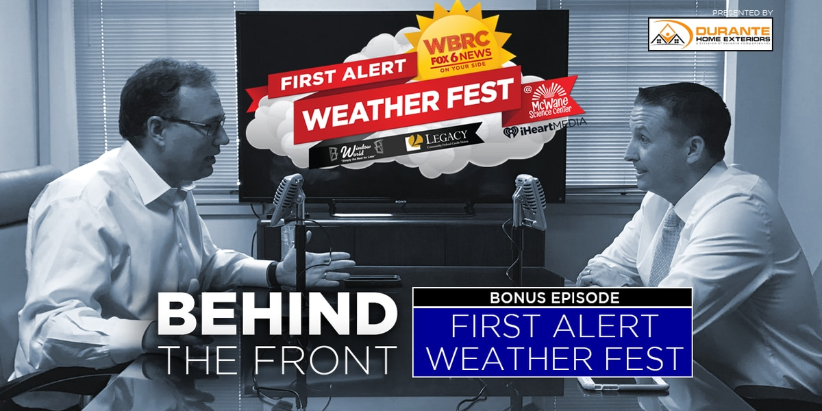 Behind the Front: Everything you need to know about First Alert Weather Fest