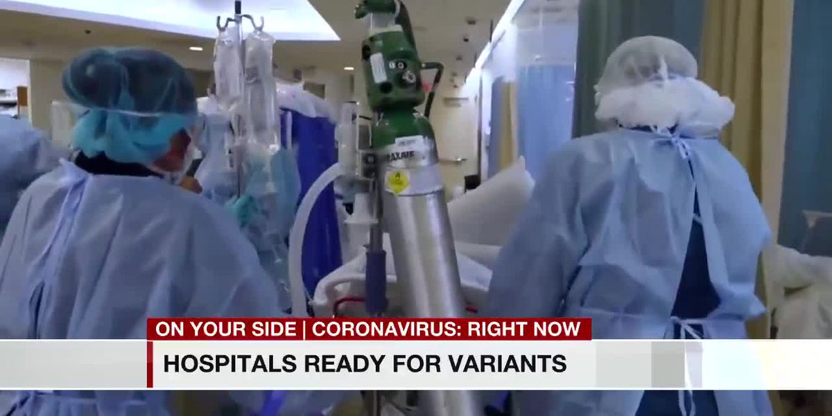 Variants could cause hospitalizations to spike, but officials say it won't be as bad as before