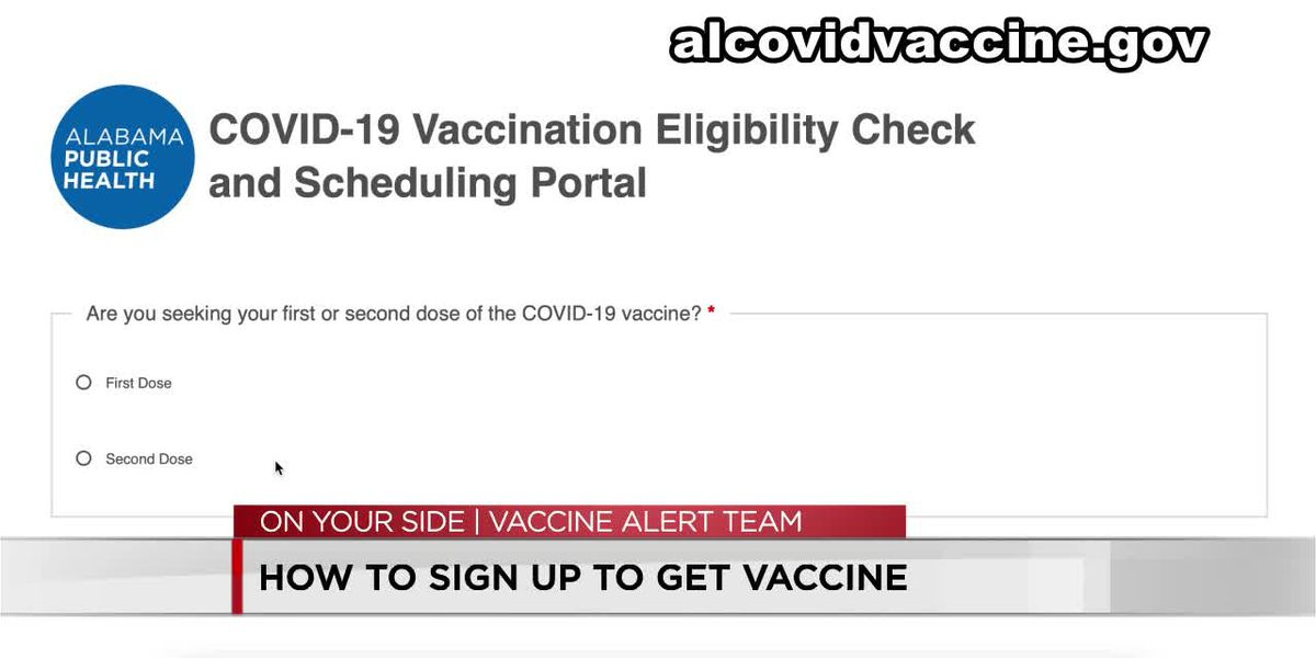 How to sign up to get the COVID vaccine