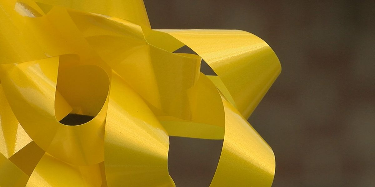 Yellow ribbons tied around Trussville as search for Paighton Houston continues