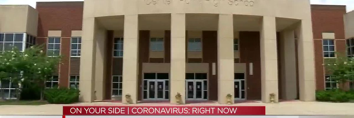 Center Point HS principal back at school after COVID