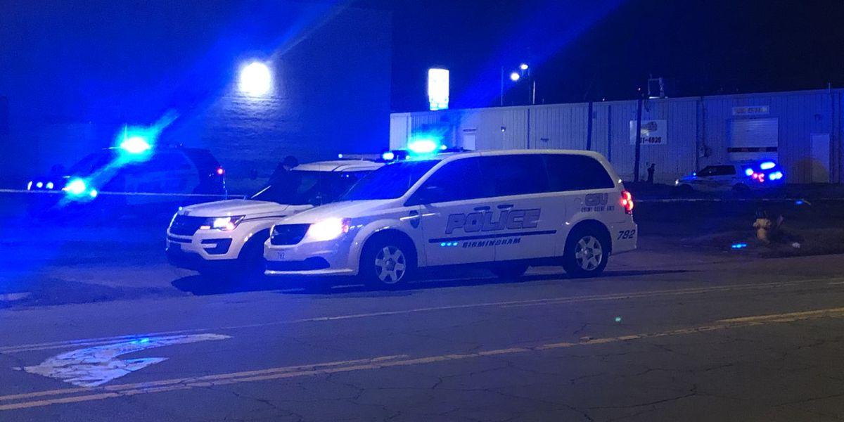 Police investigating shooting at Birmingham nightclub
