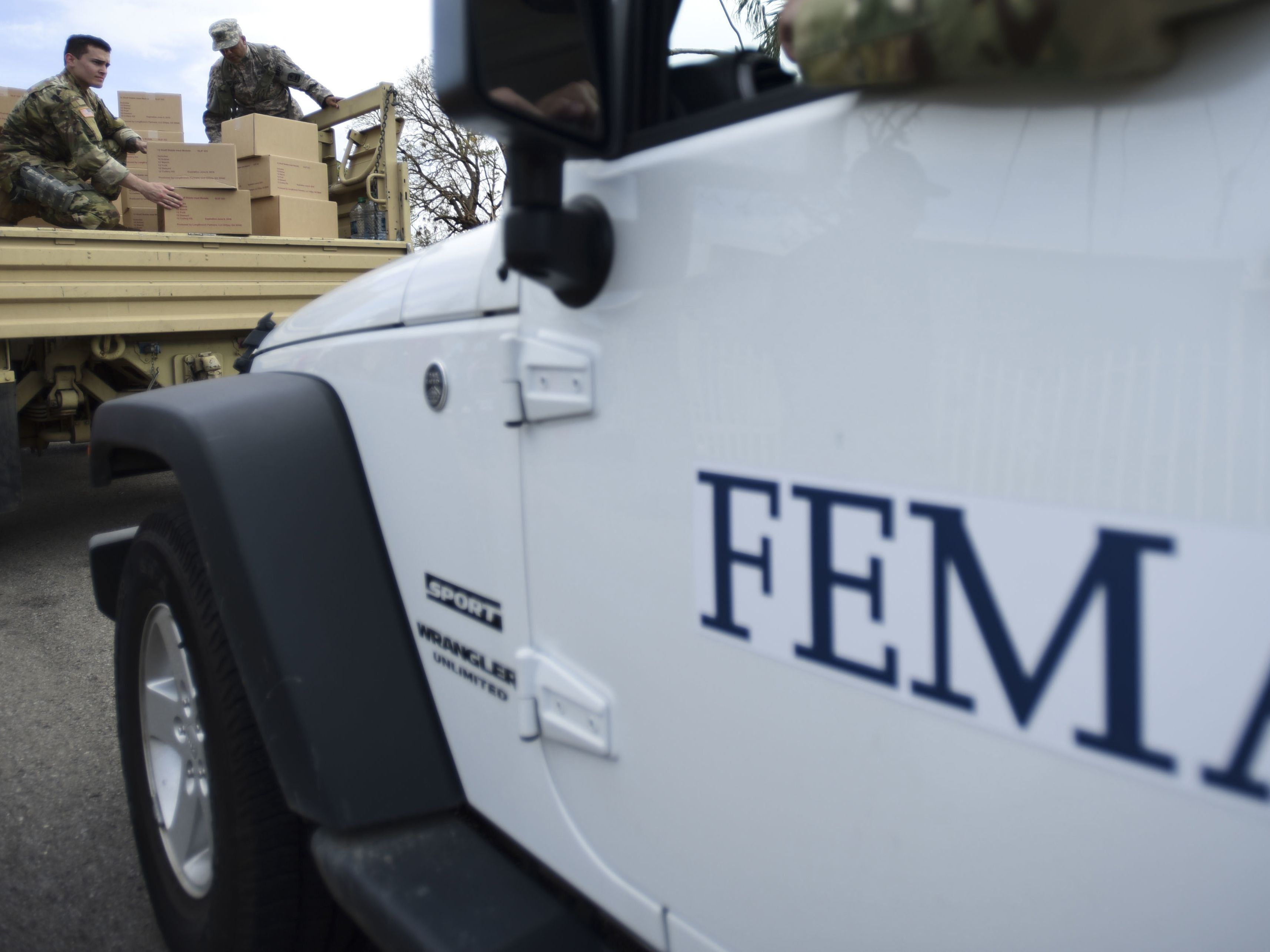 FEMA exposed information of 2.3 million disaster survivors to contractor, government watchdog reports