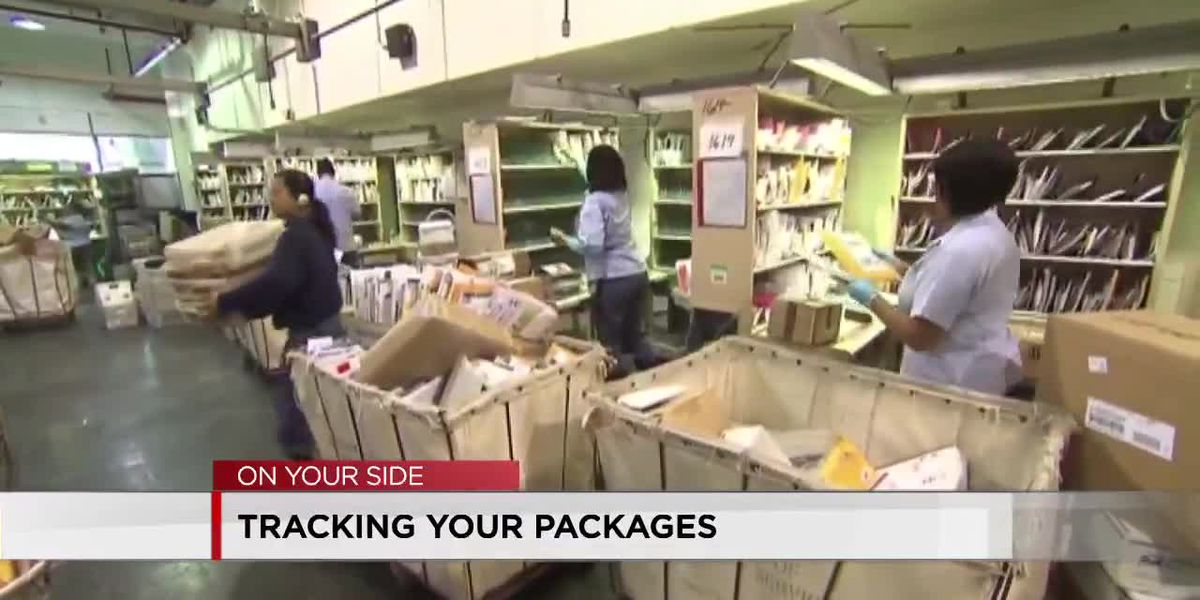 Shipping expert says delayed holiday packages should arrive by end of the week