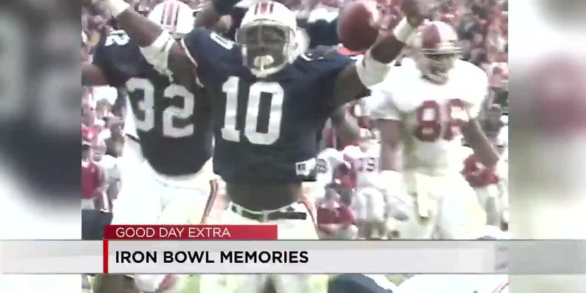 What are your favorite Iron Bowl memories?