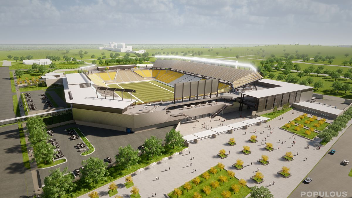 Will a new downtown Birmingham stadium become reality this time?