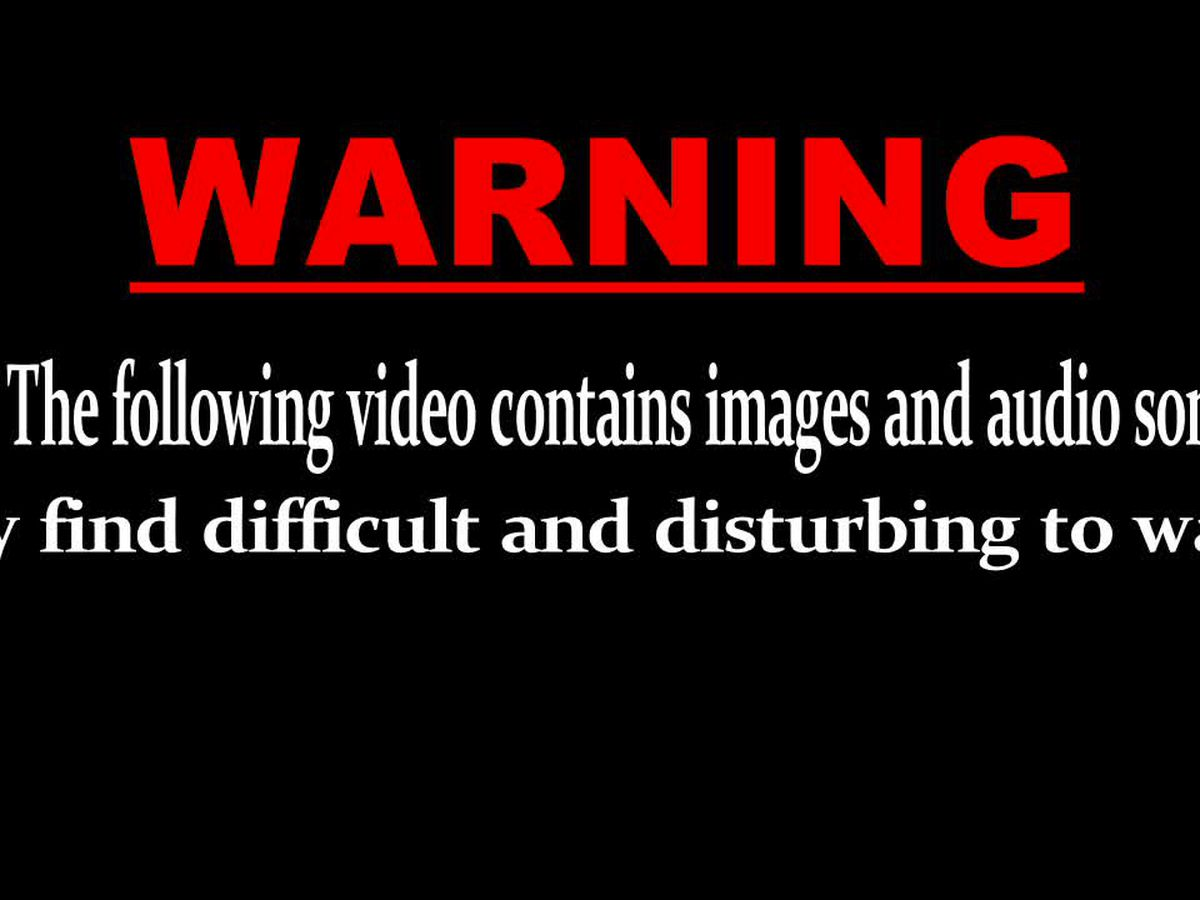 Video of man being shot by a Walker County deputy is shared on Facebook