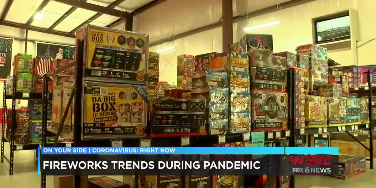 Trussville fireworks store sees sales double before July 4 holiday