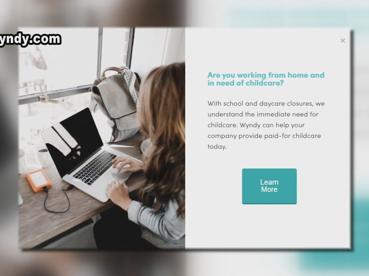 Babysitting app Wyndy partnering with companies to provide childcare for employees