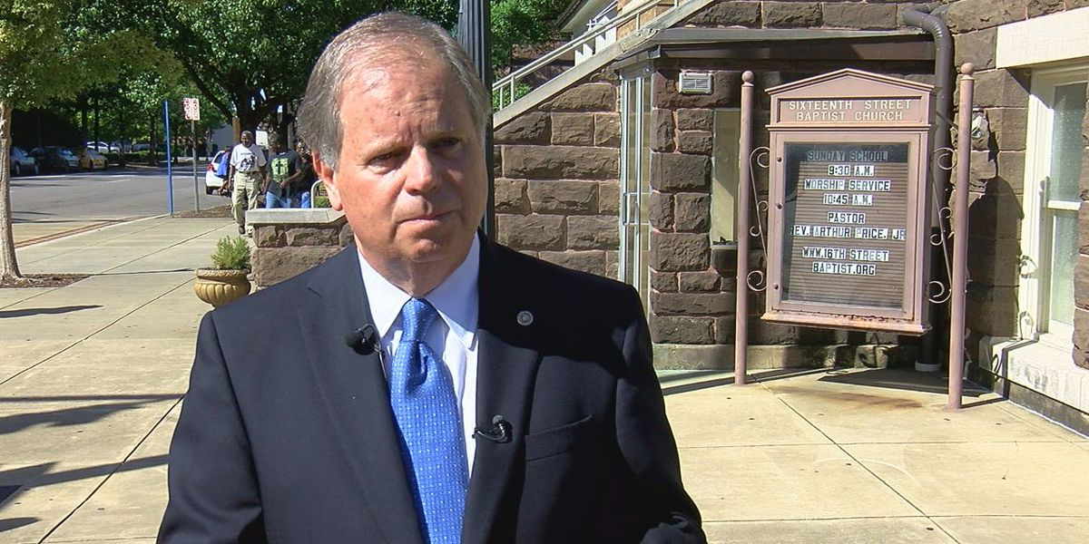 Sen. Doug Jones confirms 2020 run